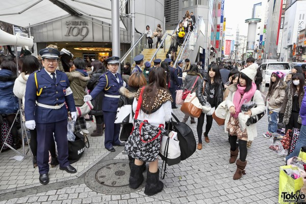 Fukubukuro in Shibuya (16)