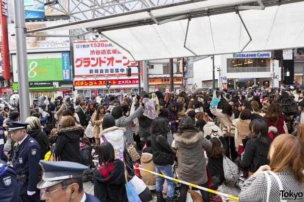 Fukubukuro in Shibuya (18)