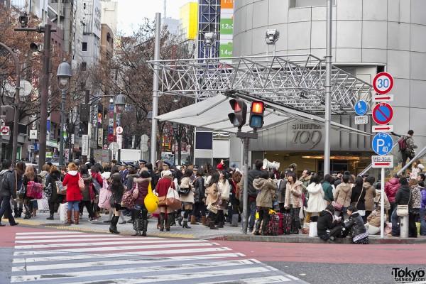 Fukubukuro in Shibuya (21)