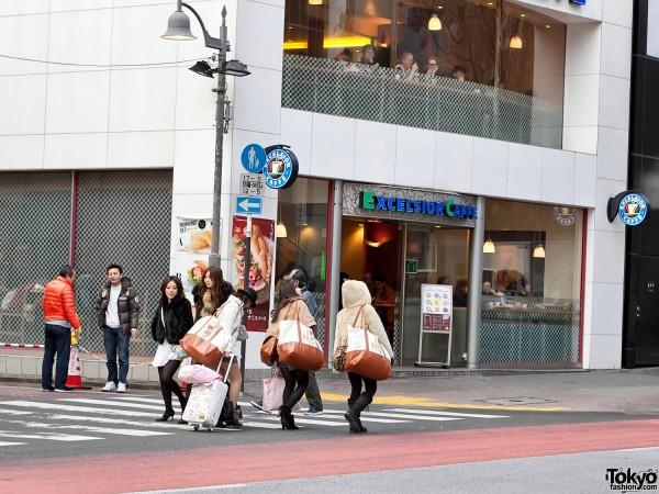 Fukubukuro in Shibuya (23)