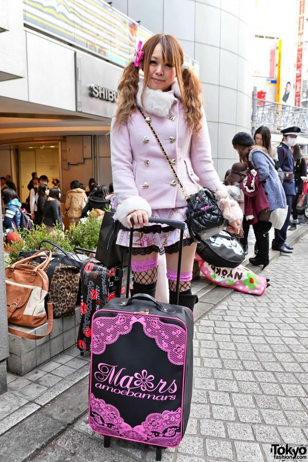 Fukubukuro in Shibuya (33)