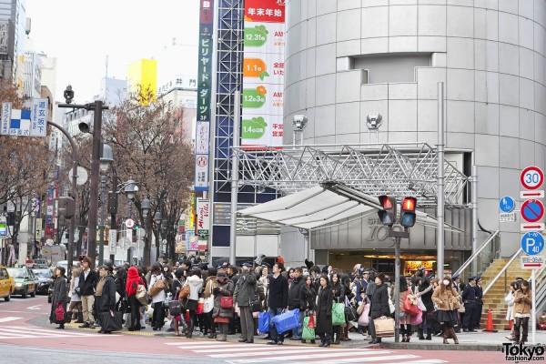 Fukubukuro in Shibuya (64)