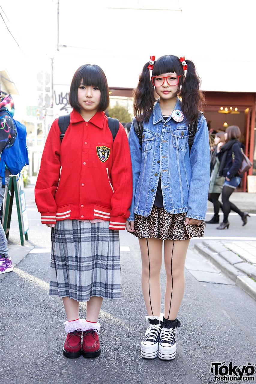 Resale & Spinns Harajuku Leopard Skirt