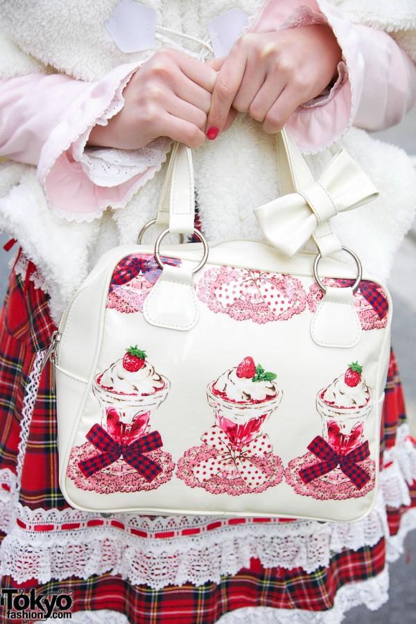Cute Lolita Ice Cream Handbag