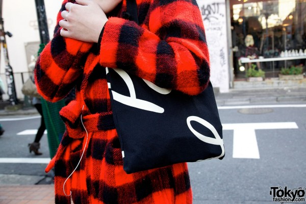 Harajuku Guy's Bag