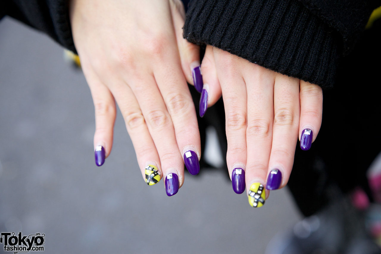 how to say nail art in japanese
