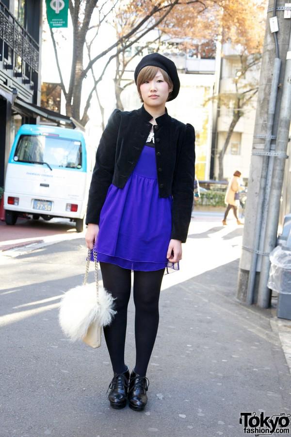 Harajuku Girl in Vintage & Resale Fashion