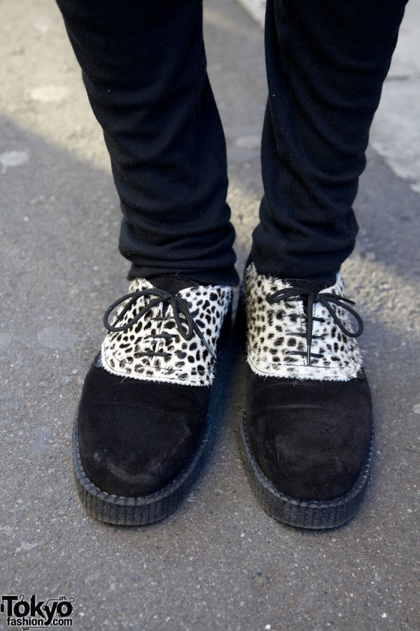 Discovered x Underground Leopard Creepers