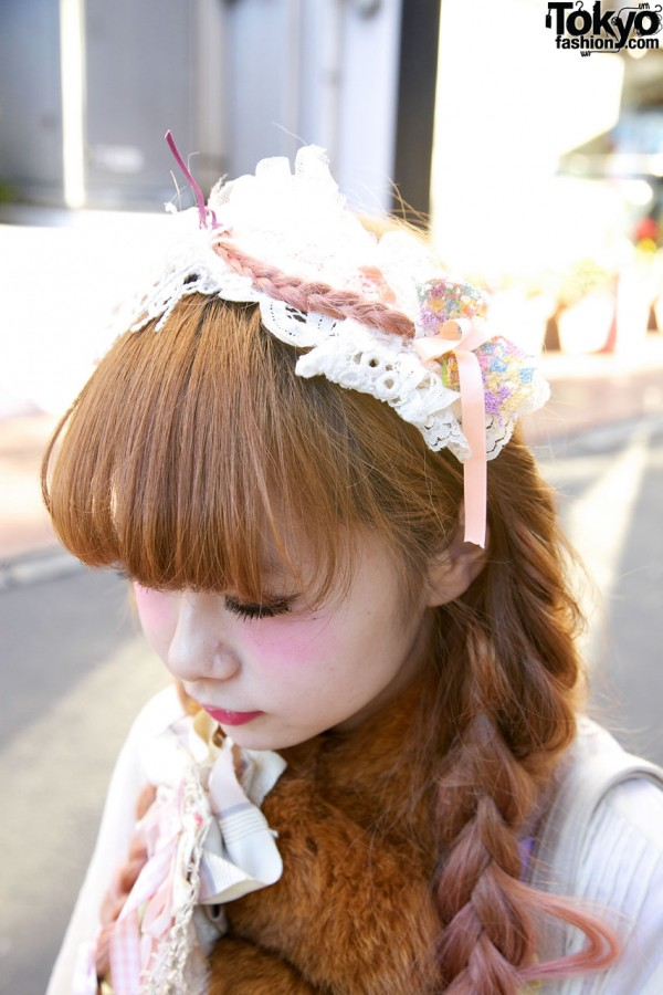 Katyusha Hair Accessory in Harajuku