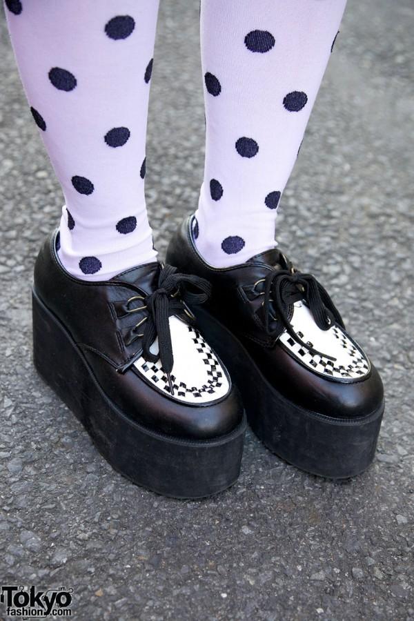 Platform Creepers & Polka Dots