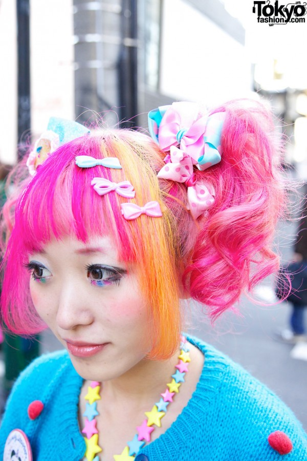 Kumamiki's Decora Hair Bows