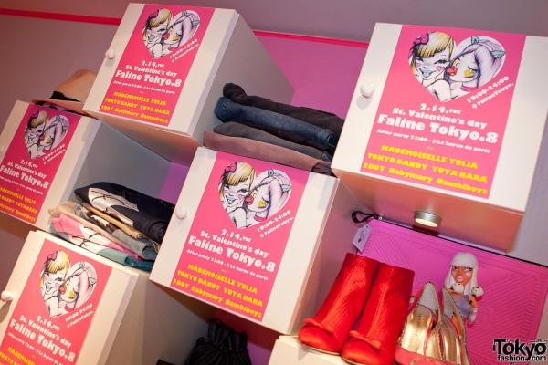 Faline Tokyo Valentines Day 2012 (1)