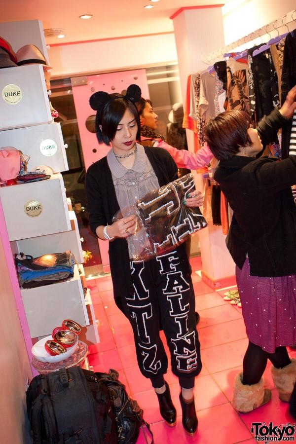 Faline Tokyo Valentines Day 2012 (16)