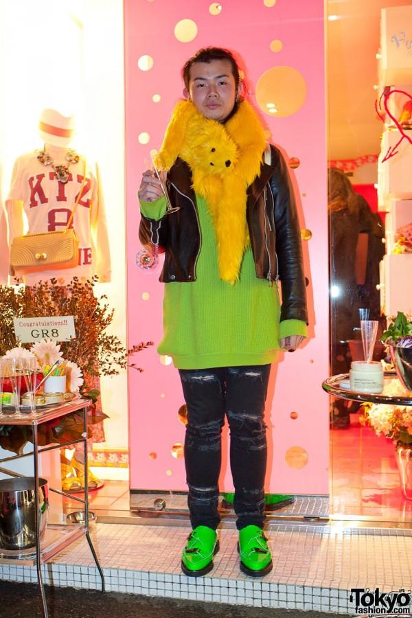 Faline Tokyo Valentines Day 2012 (24)