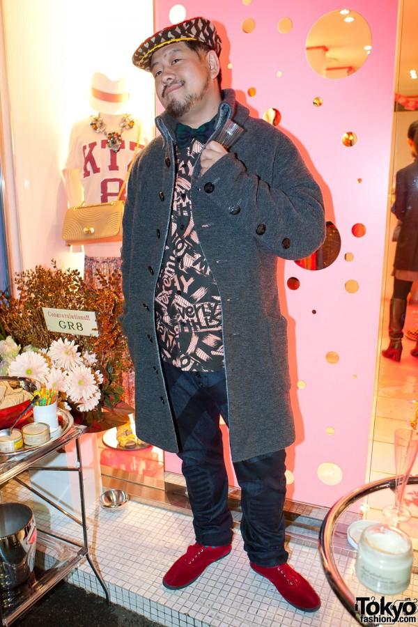 Faline Tokyo Valentines Day 2012 (25)