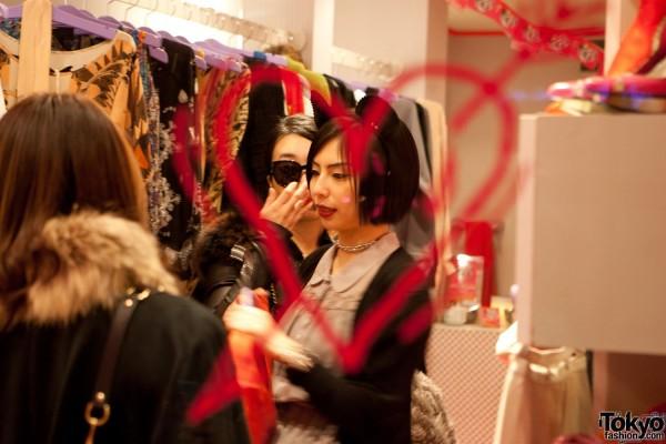 Faline Tokyo Valentines Day 2012 (33)