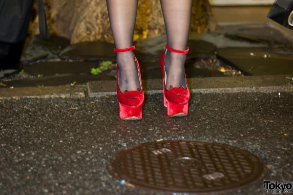 Faline Tokyo Valentines Day 2012 (38)