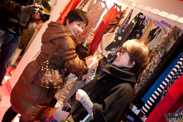 Faline Tokyo Valentines Day 2012 (41)