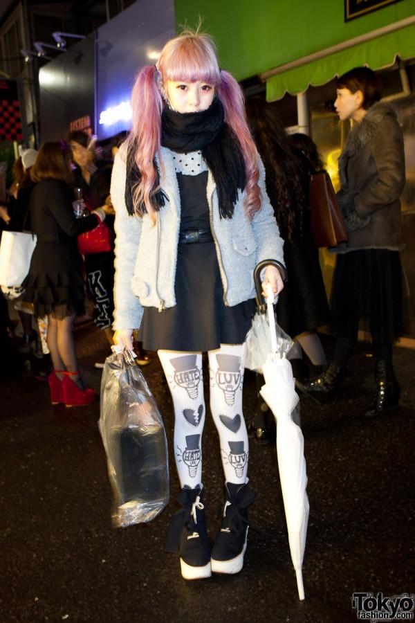Faline Tokyo Valentines Day 2012 (44)