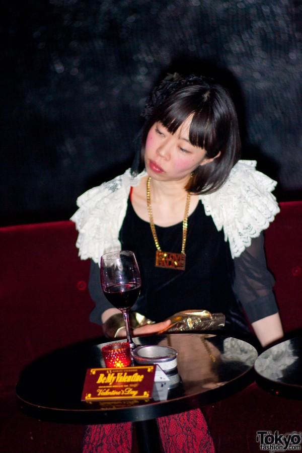 Faline Tokyo Valentines Day 2012 (73)