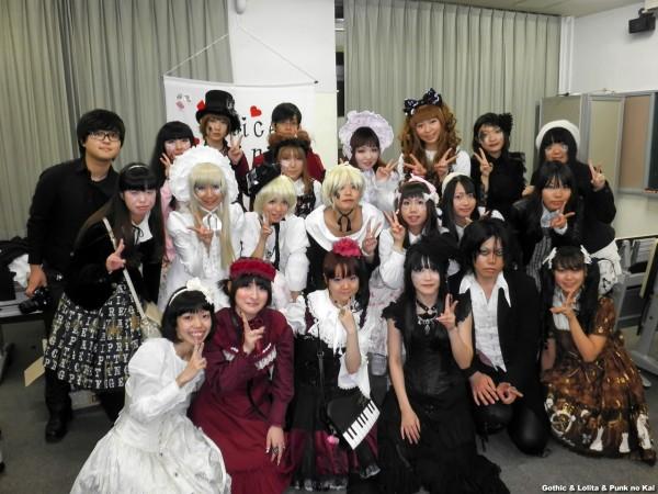 Gothic Lolita Punk no Kai Fashion Show (1)