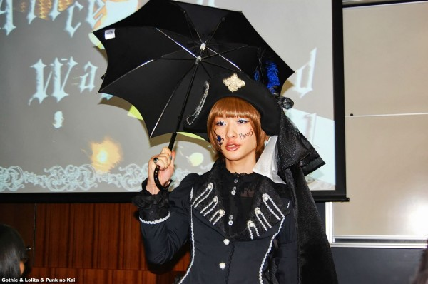 Gothic Lolita Punk no Kai Fashion Show (6)