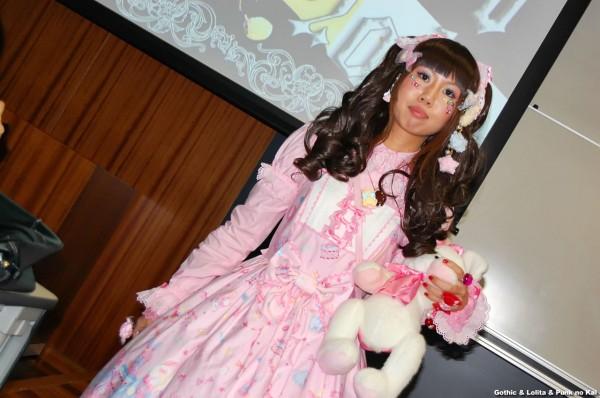 Gothic Lolita Punk no Kai Fashion Show (8)