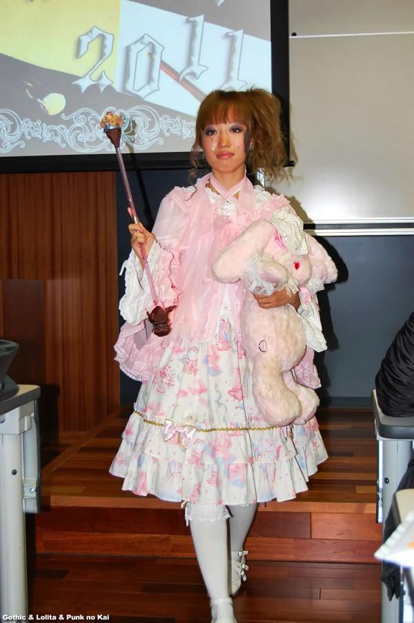 Gothic Lolita Punk no Kai Fashion Show (9)
