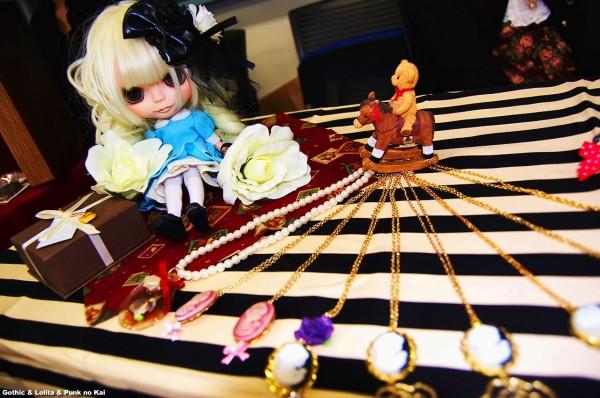 Gothic Lolita Punk no Kai Fashion Show (12)