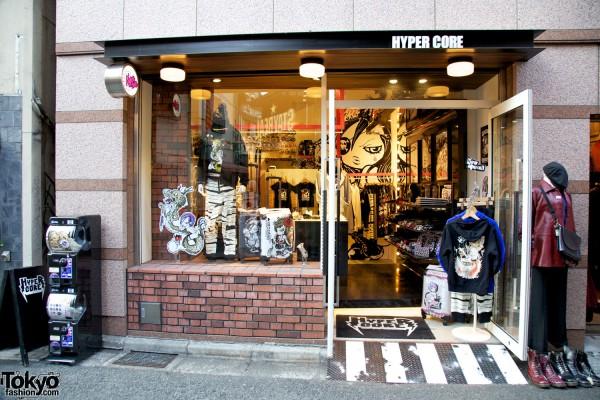 Hyper Core Harajuku (1)