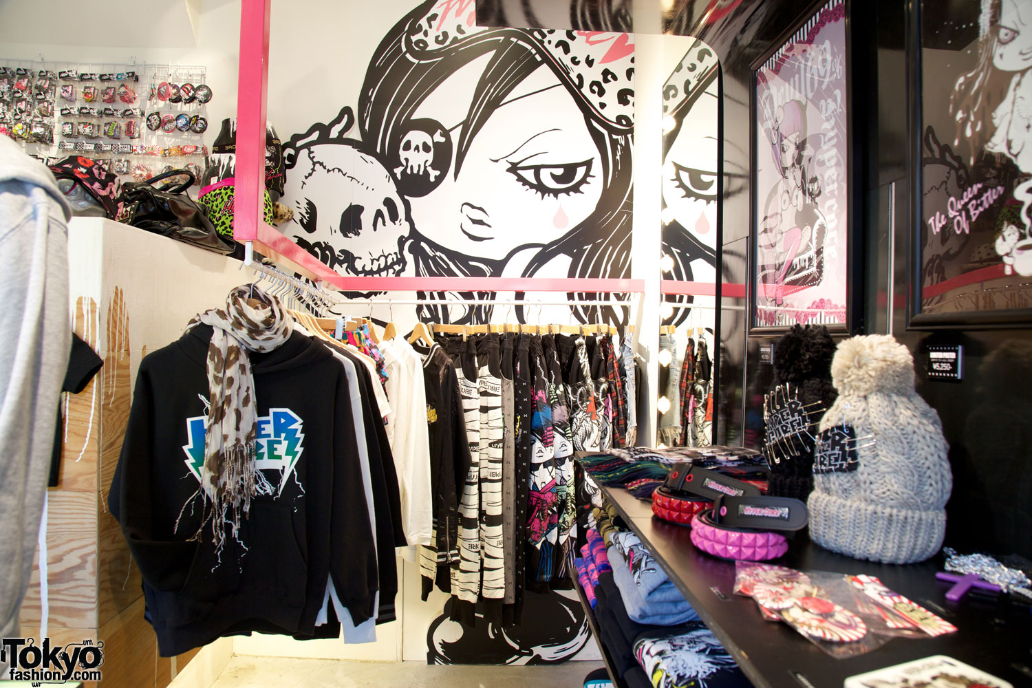 Women clothing stores Punk clothing store