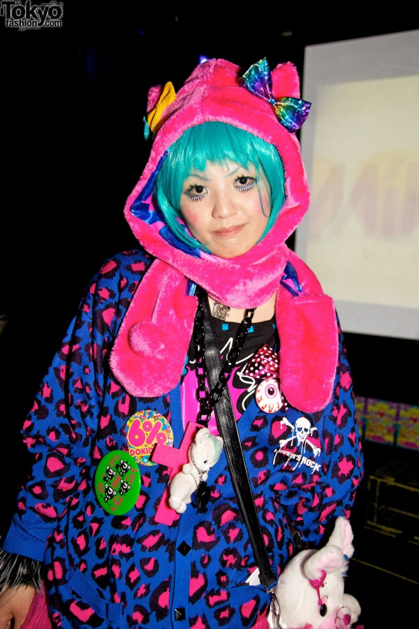 Pop N Cute by Harajuku Fashion Walk Street Snap (6)