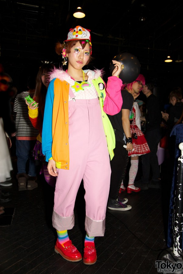 Pop N Cute by Harajuku Fashion Walk Street Snap (25)