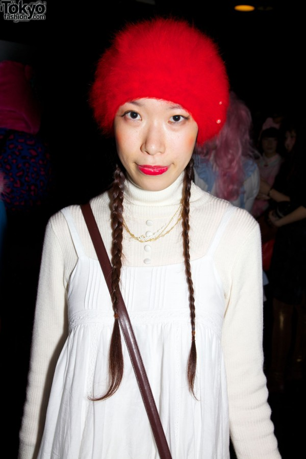Pop N Cute by Harajuku Fashion Walk Street Snap (27)