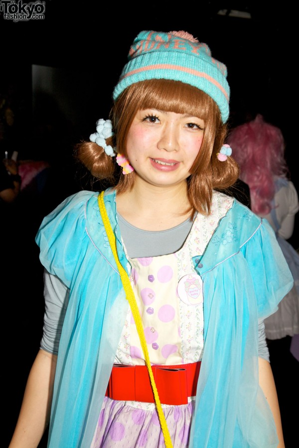 Pop N Cute by Harajuku Fashion Walk Street Snap (33)