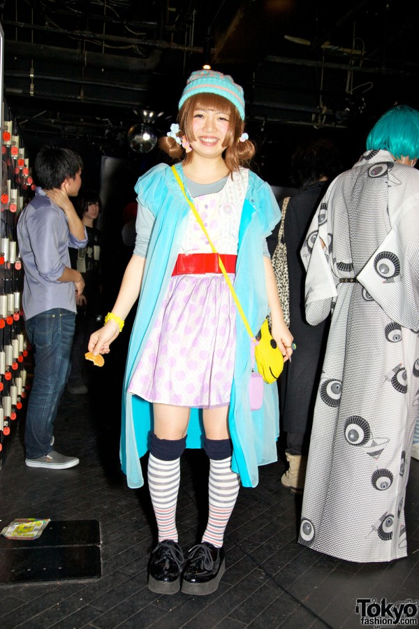 Pop N Cute by Harajuku Fashion Walk Street Snap (34)