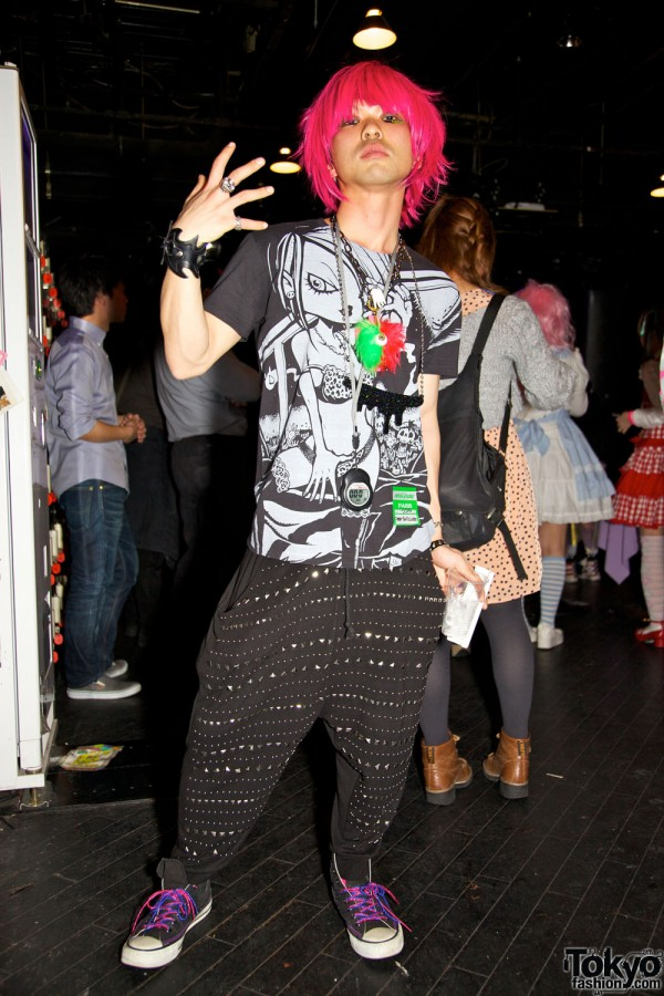 Pop N Cute by Harajuku Fashion Walk Street Snap (36)