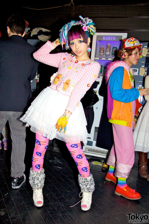 Kurebayashi at Pop N Cute