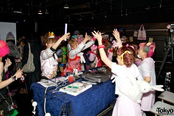 """Pop N Cute"" Kawaii Party by Harajuku Fashion Walk – Pictures & Video"