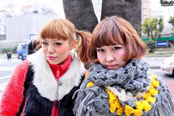 Cute Japanese Hair & Makeup