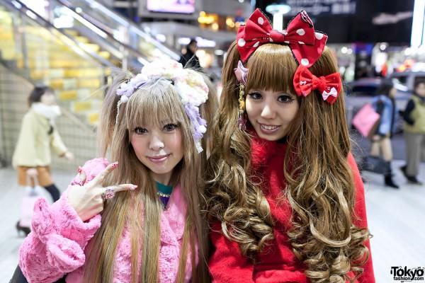 Angelic Pretty Hair Bow in Shibuya