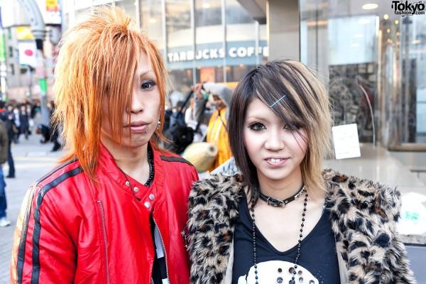 Shibuya Piercings & Choker