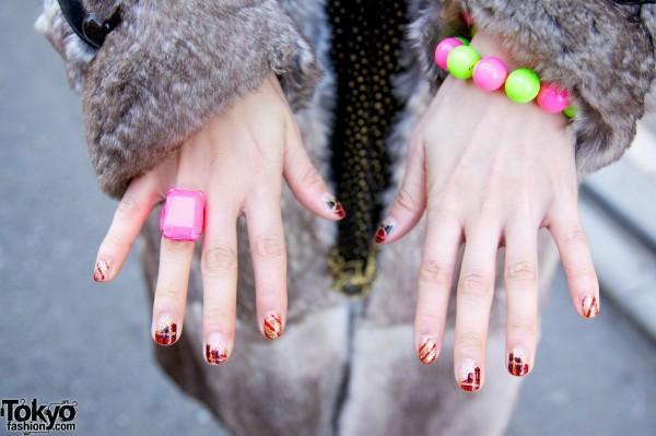 6%DOKIDOKI Ring & Bracelet
