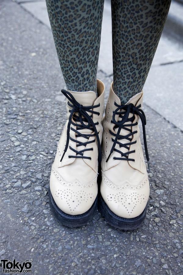 G.V.G.V. x George Cox boots
