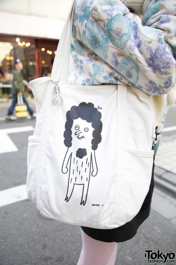 Cute Ne-Net Bag in Harajuku