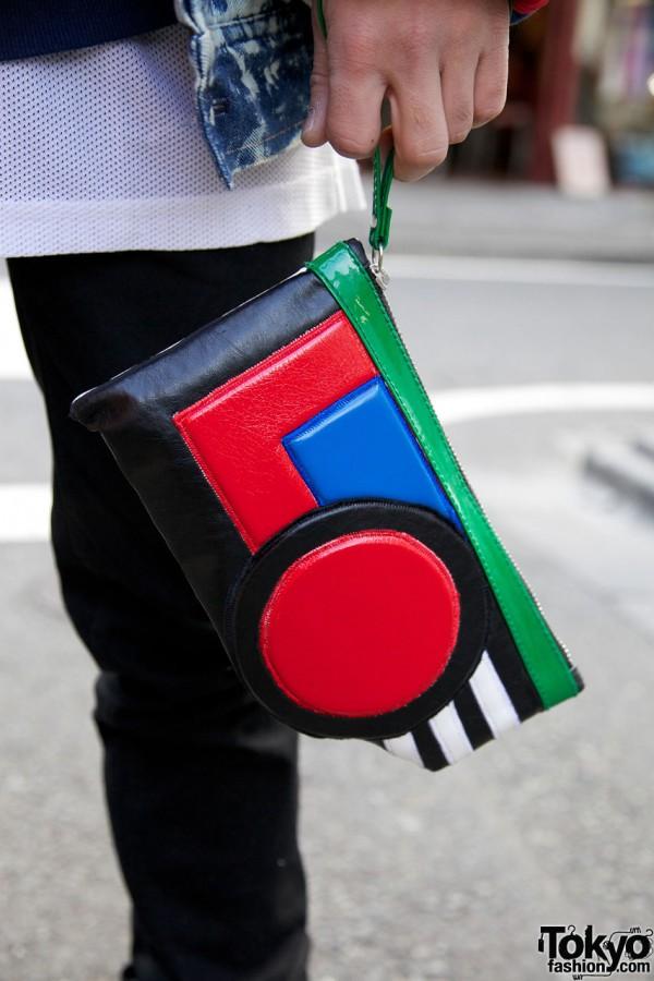 KTZ Wallet in Harajuku