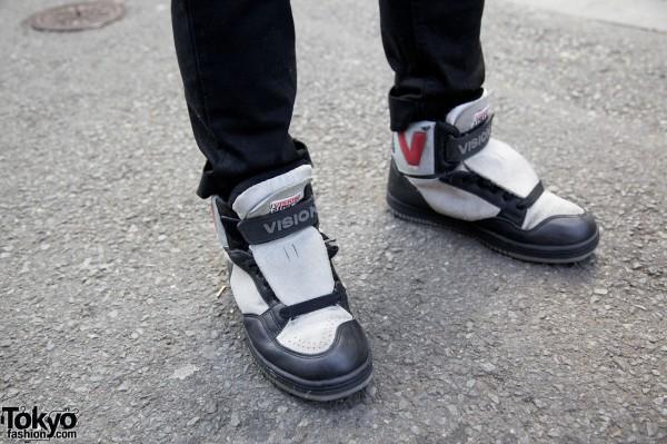 Vision Street Wear Sneakers in Harajuku