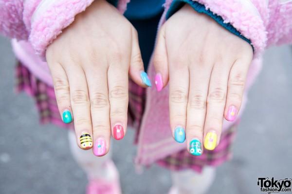 Kurebayashi's Japanese Nail Art