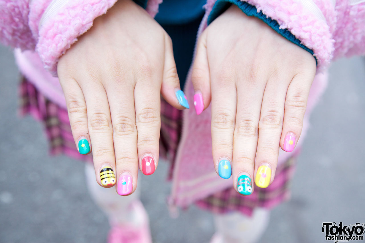 Kurebayashi\'s Japanese Nail Art – Tokyo Fashion News
