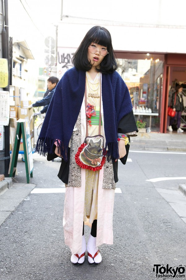 Resale Robes & Shawl in Harajuku